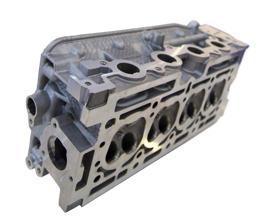 Cast Iron engine block