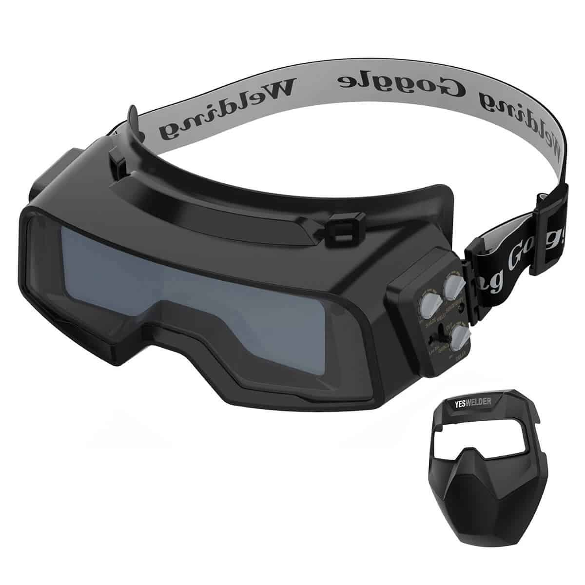 yeswelder R100A Goggles