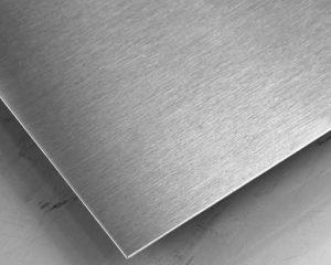 image of aluminum sheet