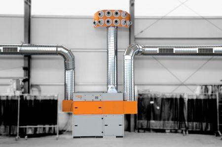 image of general ventilation system
