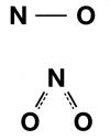 nitrogen oxide chemical formula