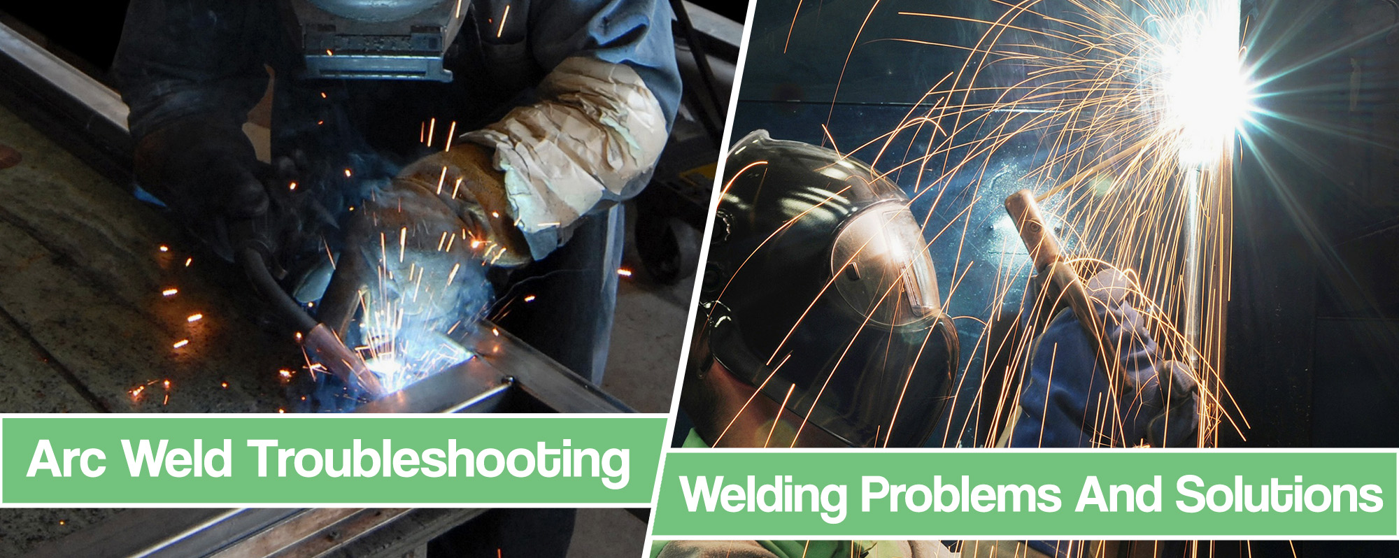 Arc Weld Troubleshooting feature image