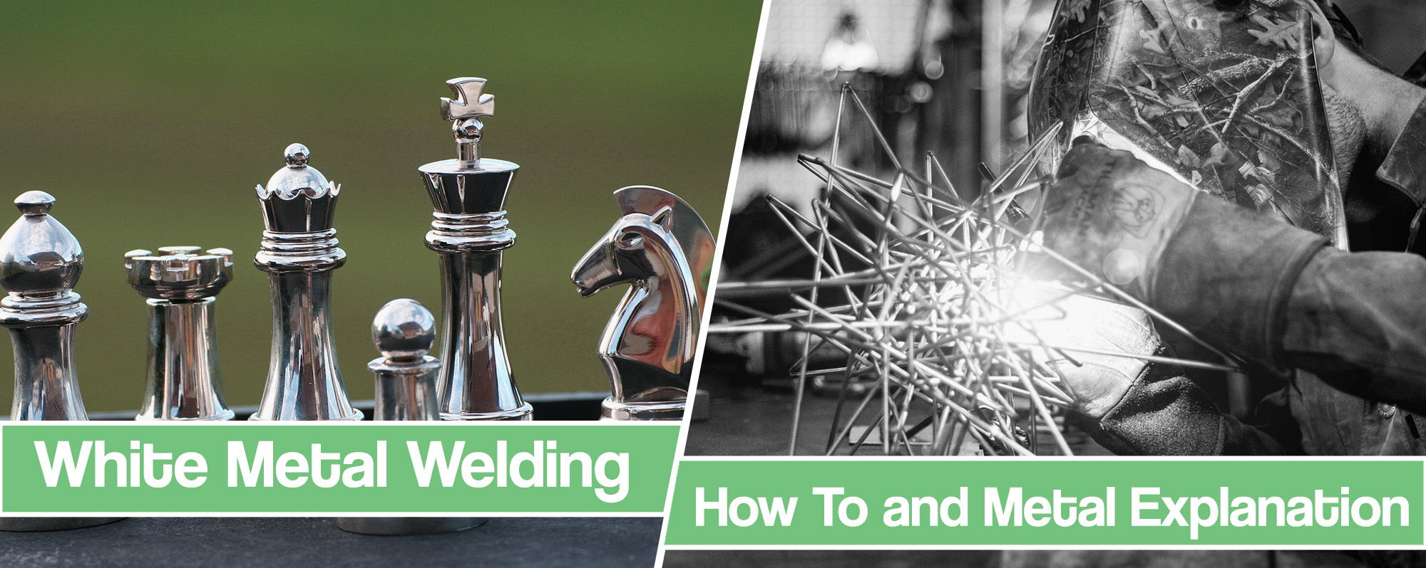 White Metal Welding feature image