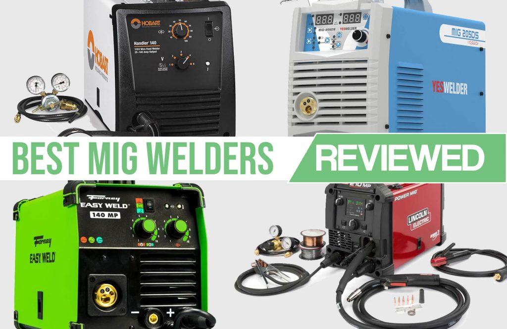 Best MIG Welder Reviewed