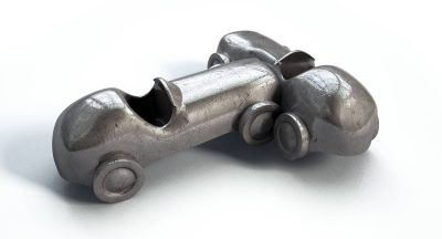 image of pot metal toy cars