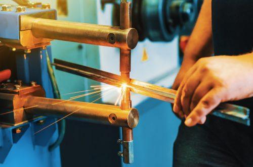 image of resistance welding zinc alloys