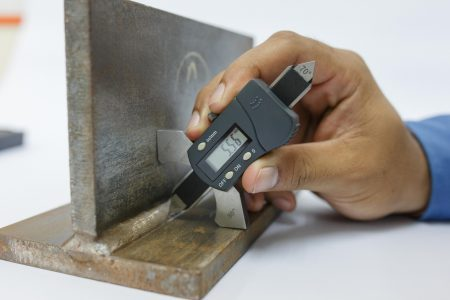 image of weld bead inspection