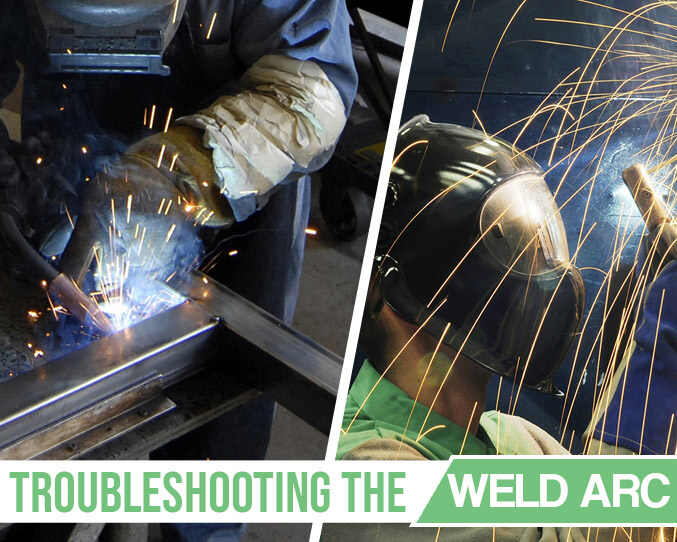 Arc Weld Troubleshooting home page image