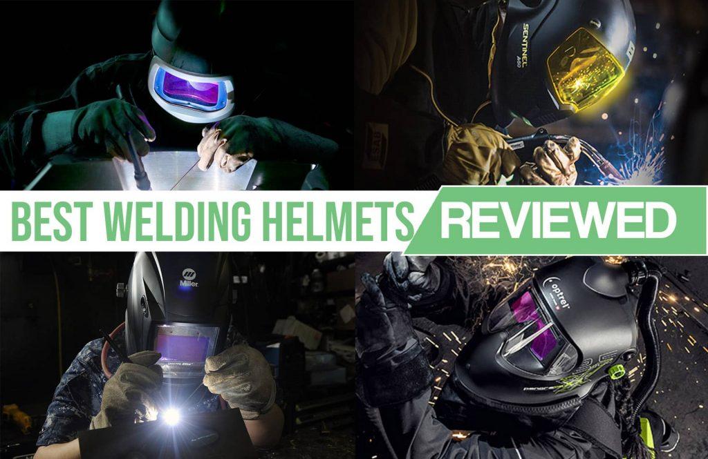 best welding helmets feature image
