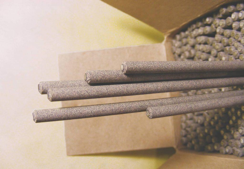 image of stick electrodes