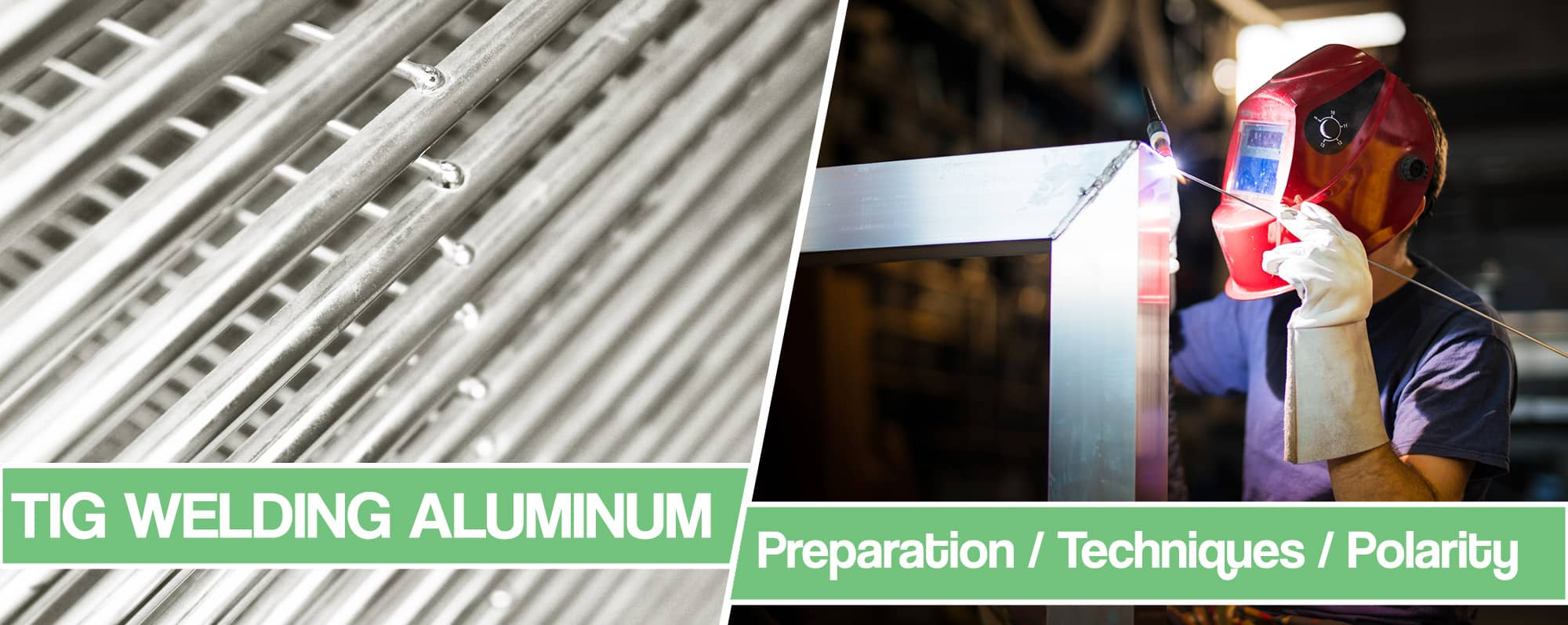 Feature image for TIG Welding Aluminum article