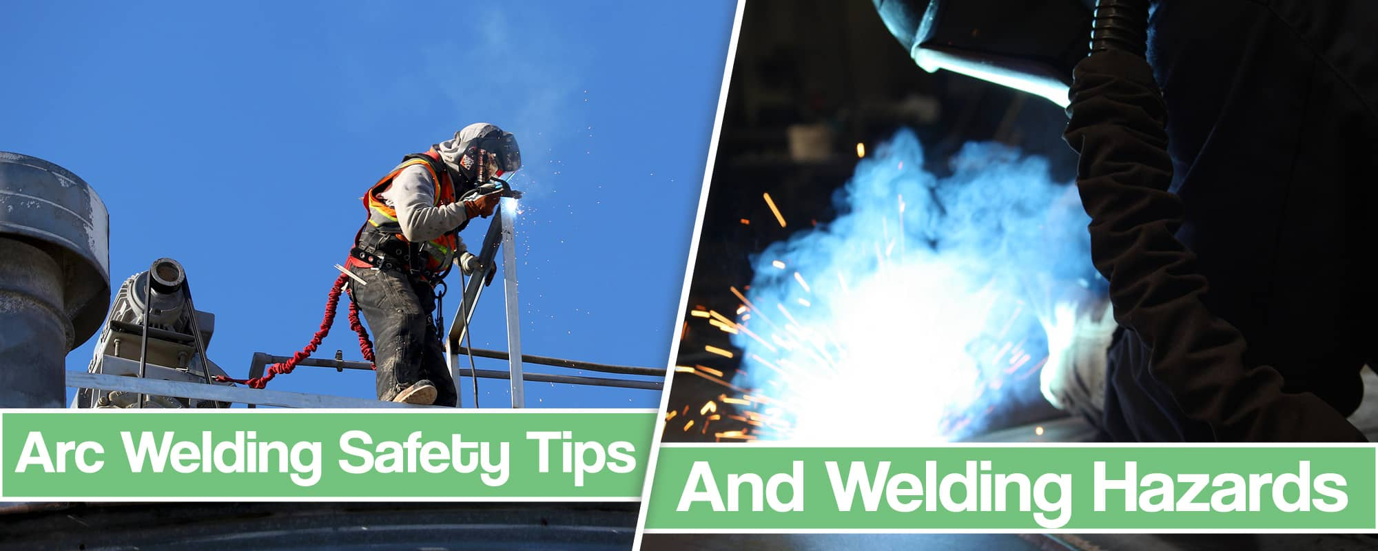 Feature image for arc welding safety article