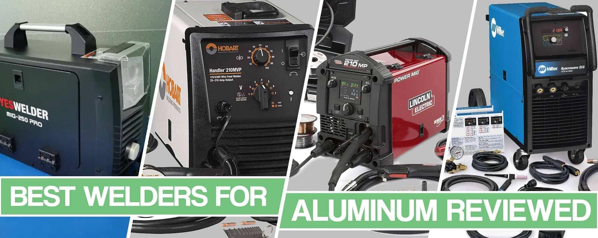 Best welder for aluminum featured image