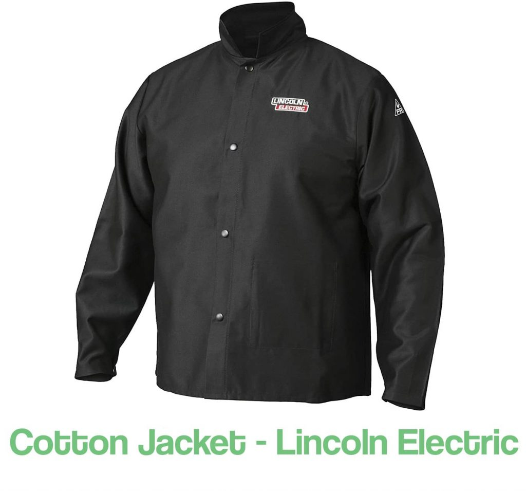 Image of a cotton jacket