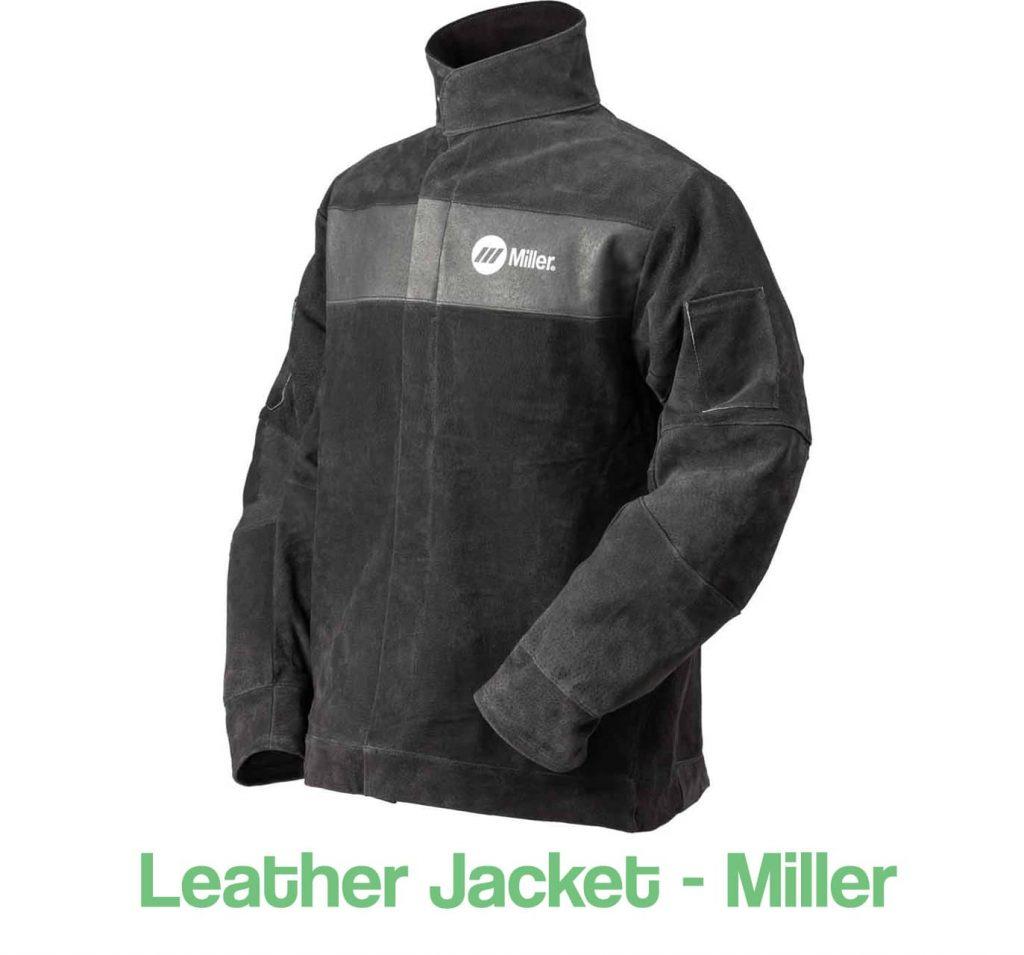 Image showing leather jacket example