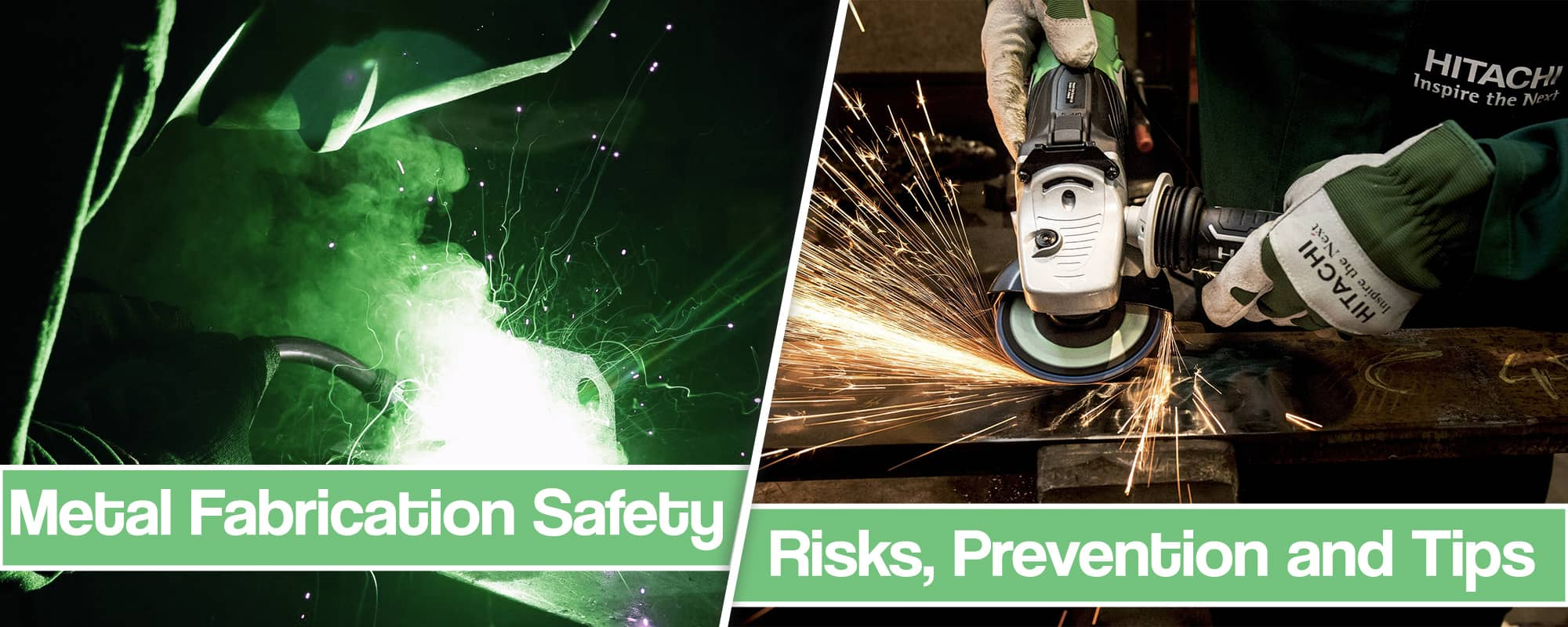 Feature image for metal fabrication safety article