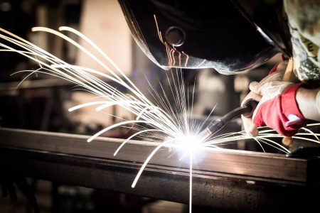 image of mig welding