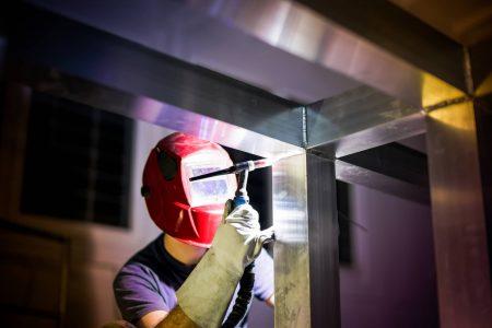 image of TIG welding