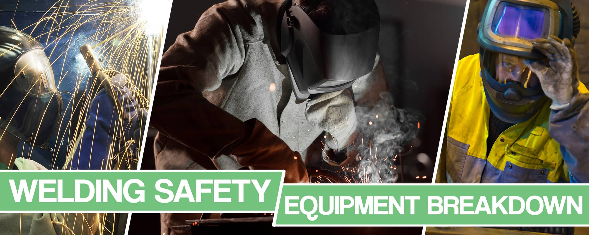 Feature image for Welding safety equipment article