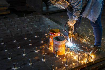 image of stud welder