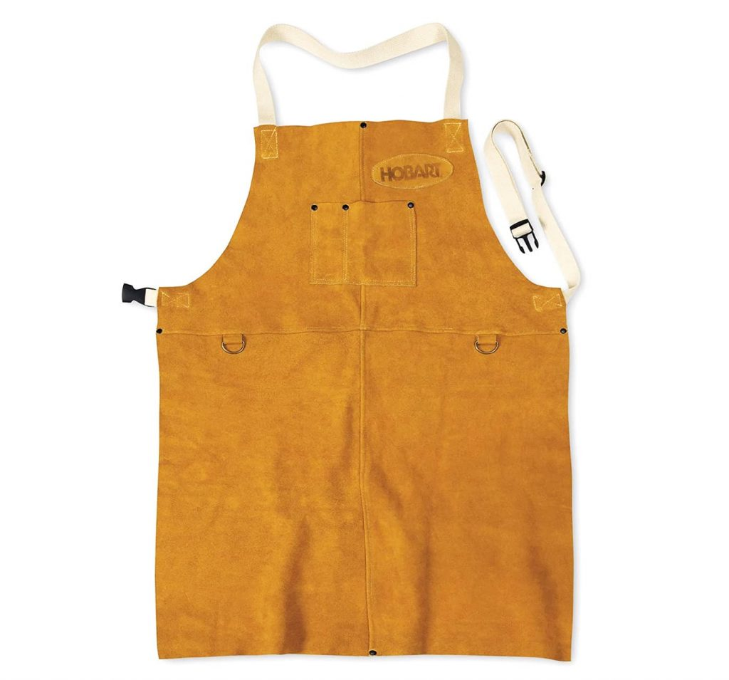 image of a welding apron