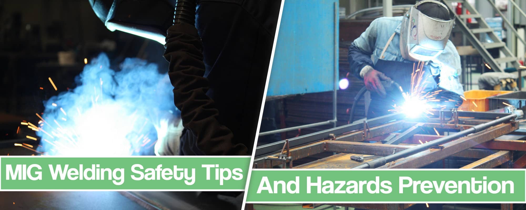 Feature image for MIG Welding Safety article