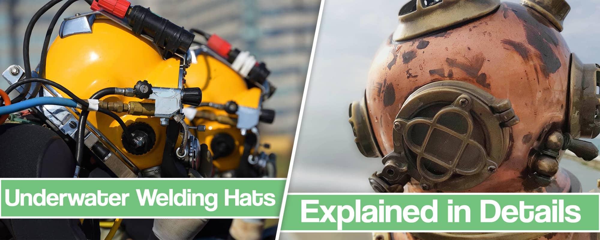 Feature image for Underwater welding helmet article