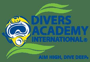 logo of divers academy international