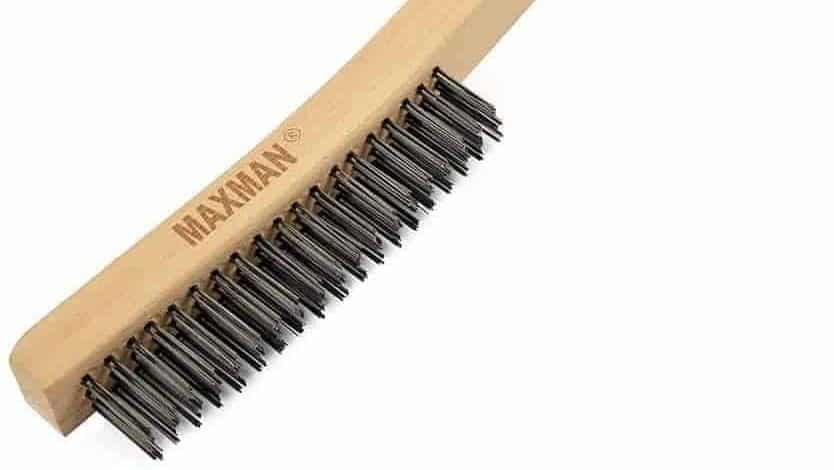 image of a steel brush