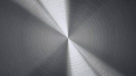 image of a stainless steel plate