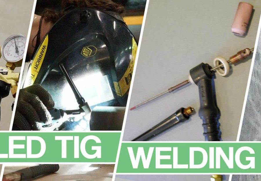 image showing summary of how to TIG weld
